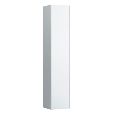 Laufen - Living Square 1 Door Wall Mounted Tall Cabinet - Left or Right Hand Option
