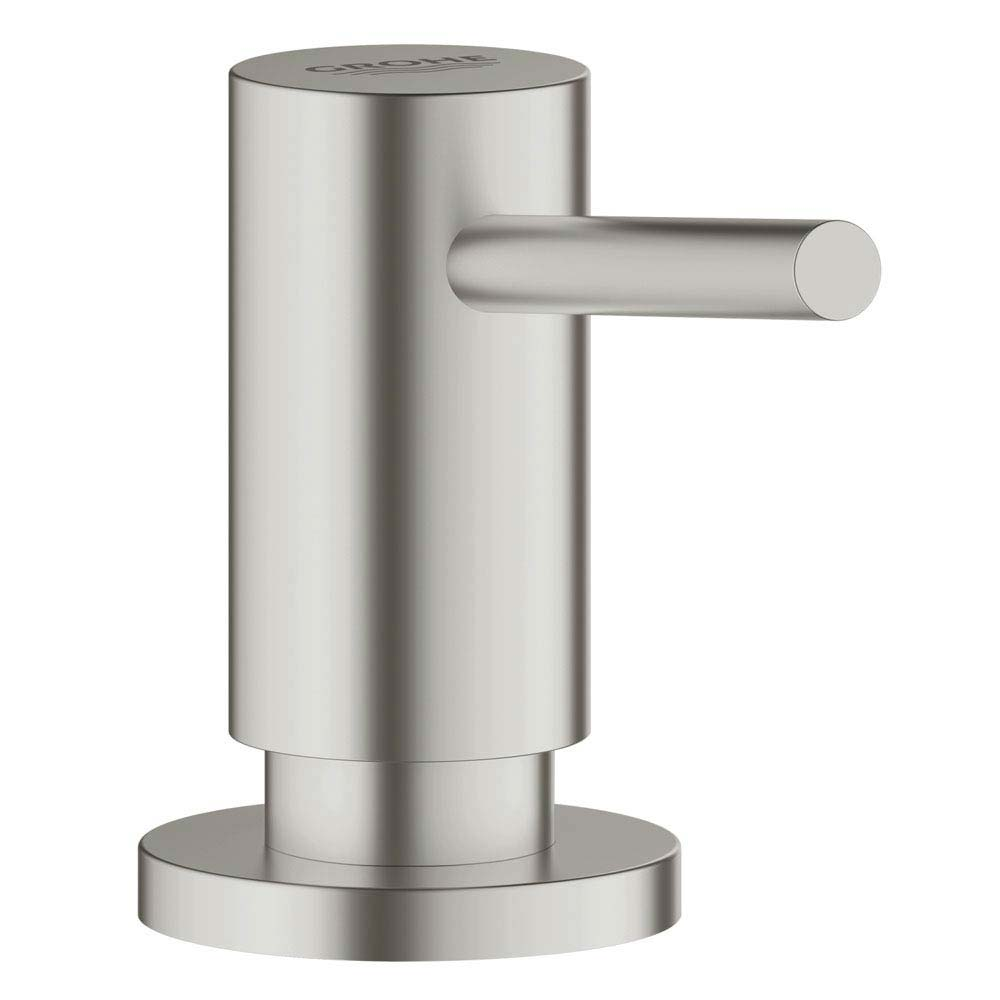 Grohe Cosmopolitan Soap Dispenser - SuperSteel - 40535DC0