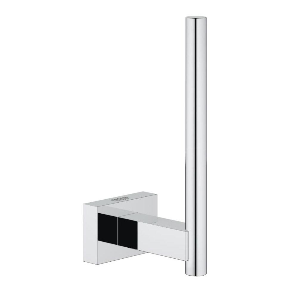 Grohe Essentials Cube Spare Toilet Roll Holder - 40623000 Large Image