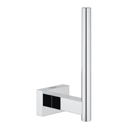 Grohe Essentials Cube Spare Toilet Roll Holder - 40623000
