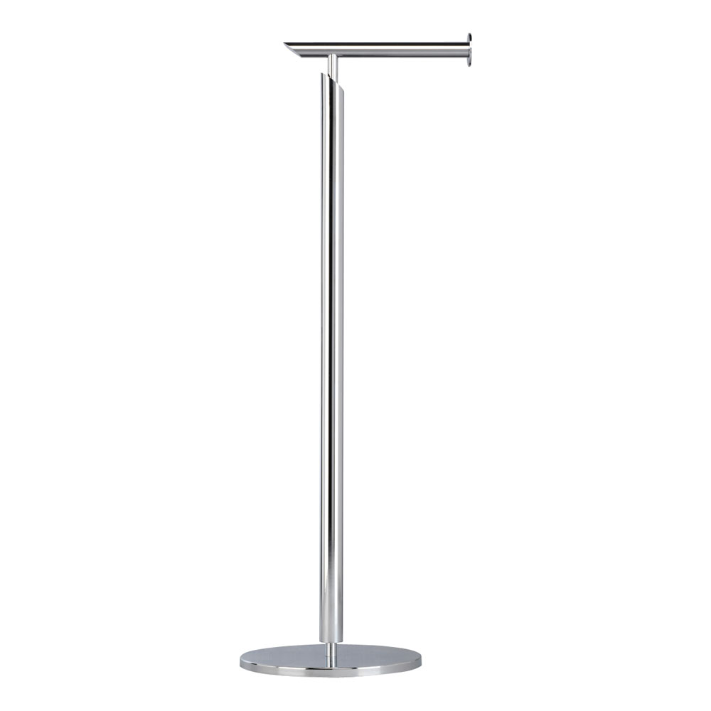 Roper Rhodes Degree Freestanding Toilet Roll Holder - 4071.02 profile large image view 1