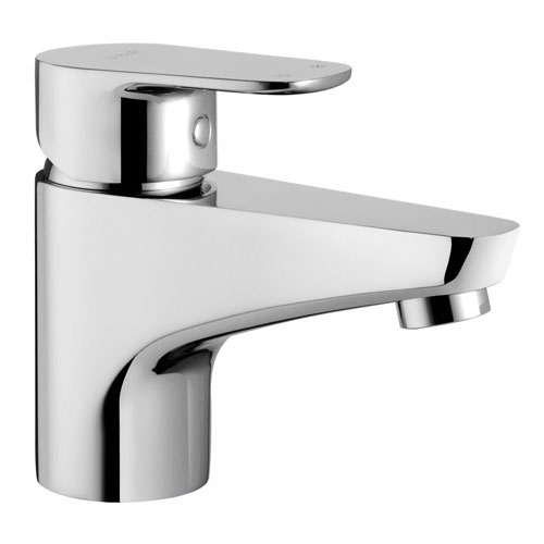 Vitra - D-Line Monobloc Bath Filler - Chrome - 40754 Large Image