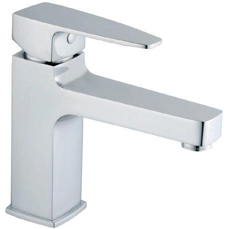 Vitra - Q-Line Monobloc Basin Mixer - Chrome - 40775
