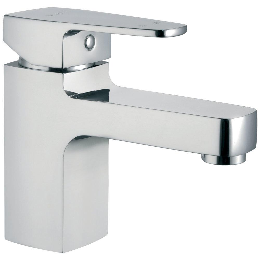 Vitra - Q-Line Monobloc Bath Filler - Chrome - 40779 Large Image