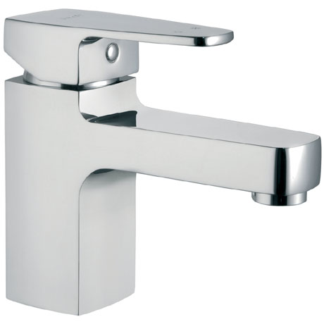 Vitra - Q-Line Monobloc Bath Filler - Chrome - 40779