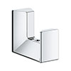Grohe Selection Cube Robe Hook - 40782000 profile small image view 1