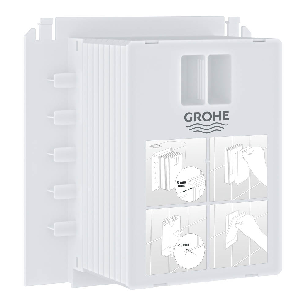 Grohe Inspection Shaft for Small Flush Plates - 40911000