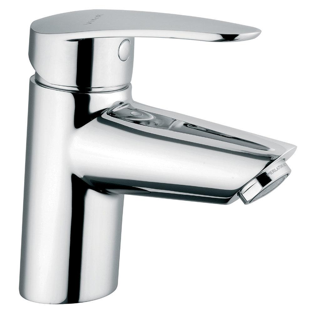 Vitra - Dynamic S Monobloc Basin Mixer - Chrome - 40950 Large Image