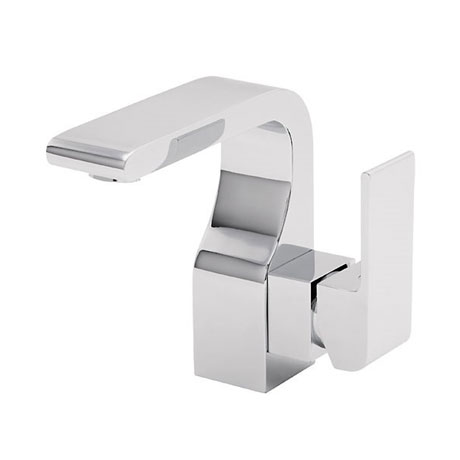 Tre Mercati - Rubik Mono Basin Mixer with Click Clack Waste - 41075