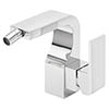 Tre Mercati - Rubik Mono Bidet Mixer with Pop-up Waste - 41080 Small Image