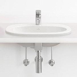 Villeroy and Boch O.novo 560 x 405mm 1TH Inset Basin - 41615601