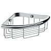 hansgrohe Logis Universal Corner Shower Basket - 41710000 profile small image view 1