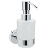 hansgrohe Logis Universal Soap Dispenser - 41714000 profile small image view 1