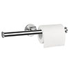 hansgrohe Logis Universal Spare Toilet Roll Holder - 41717000 profile small image view 1
