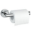 hansgrohe Logis Universal Toilet Roll Holder - 41726000 profile small image view 1