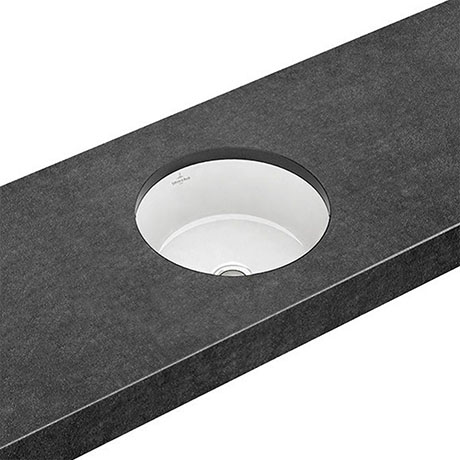 Villeroy and Boch Architectura 415 x 415mm Round Undercounter Basin - 41754001