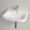 Villeroy and Boch Architectura 1TH Basin profile small image view 1