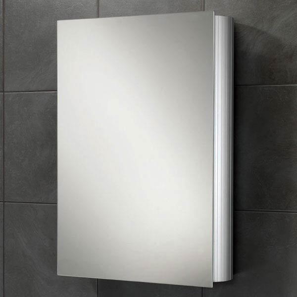HIB Nitro Aluminium Mirror Cabinet - 42400 profile large image view 1