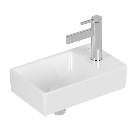 Villeroy and Boch Avento 360 x 220mm 1TH Handwash Basin