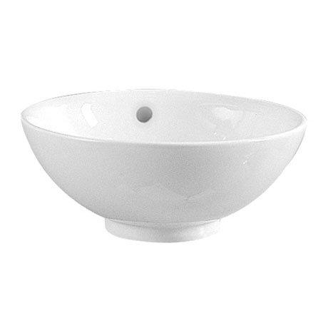 Vitra - Options 43cm Countertop Vanity Basin - 4324 Large Image