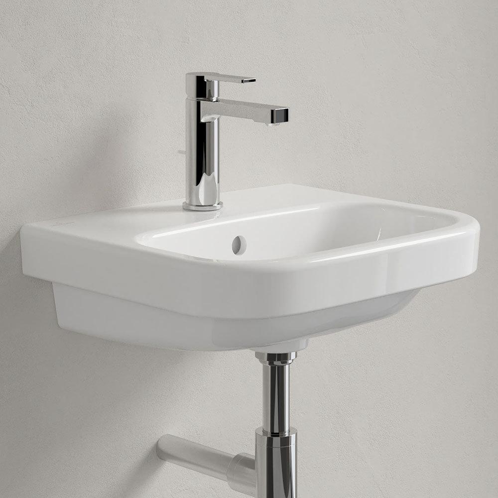 Villeroy and Boch Architectura 450 x 380mm 1TH Handwash Basin - 43734501