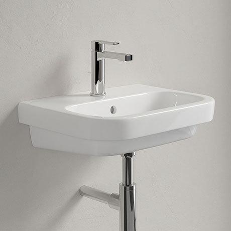 Villeroy and Boch Architectura 500 x 380mm 1TH Handwash Basin - 43735001
