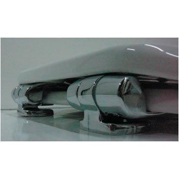 Bemis - GEN XXI Slow Close Toilet Seat - White - 4402CL000 Profile Large Image