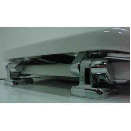 Bemis - GEN XXI Standard Close Toilet Seat - White - 4402CP000 Profile Large Image