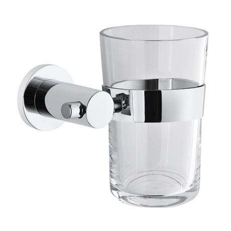 Vitra - Ilia Toothbrush Holder - Chrome - 44383
