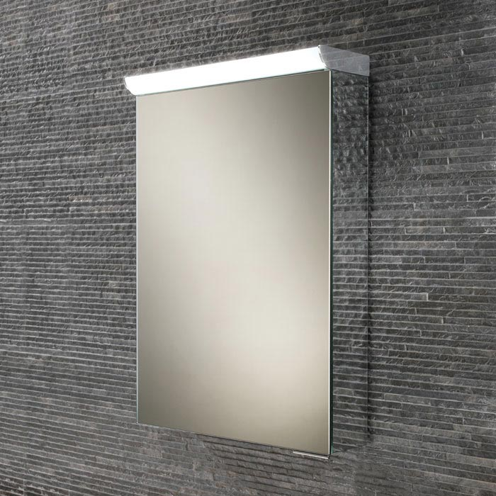 HIB Flux LED Mirror Cabinet - 44600 profile large image view 1