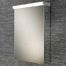 HIB Spectrum LED Mirror Cabinet - 44700 Medium Image
