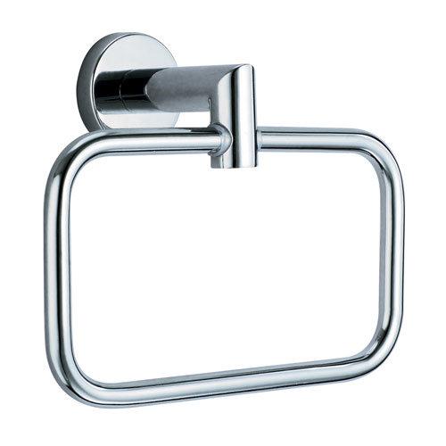 Vitra - Minimax Towel Ring - Chrome - 44783 Large Image