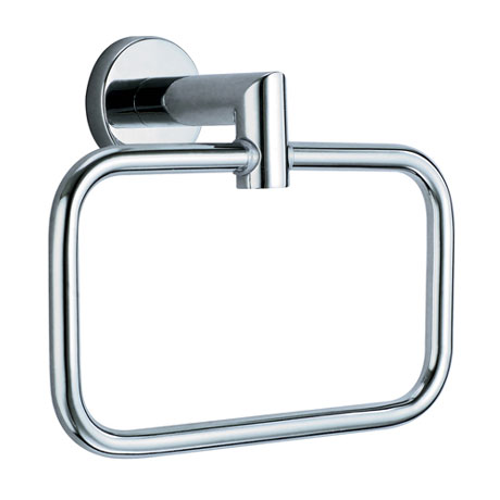 Vitra - Minimax Towel Ring - Chrome - 44783