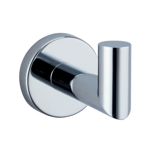 Vitra - Minimax Robe Hook - Chrome - 44787 profile large image view 1