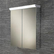 HIB Flare LED Mirror Cabinet - 44900 Medium Image