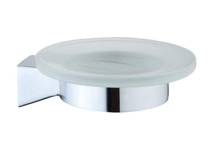 Vitra - Slope Soap Dish - Chrome - 44977 Large Image