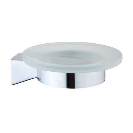 Vitra - Slope Soap Dish - Chrome - 44977