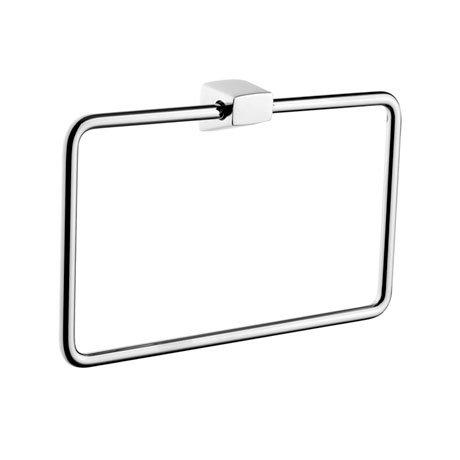Vitra - Slope Towel Ring - Chrome - 44979
