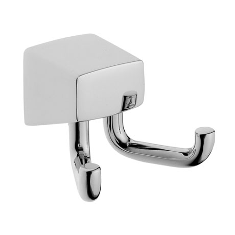 Vitra - Slope Double Robe Hook - Chrome - 44984
