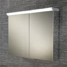 HIB Ember 80 LED Mirror Cabinet - 45400 Medium Image