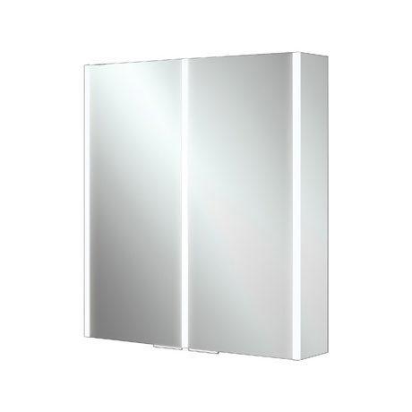 HIB Xenon 60 LED Mirror Cabinet - 46100