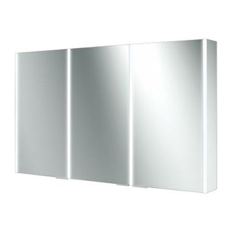 HIB Xenon 120 LED Mirror Cabinet - 46300  Feature Large Image