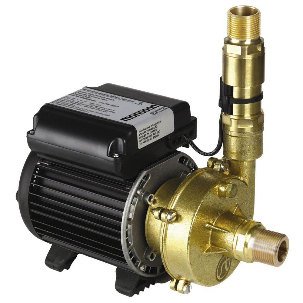 Stuart Turner Monsoon Extra Standard 1.4 Bar Single Water Boosting Pump Large Image