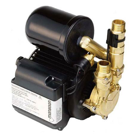 Stuart Turner Monsoon Universal Single Shower Pump