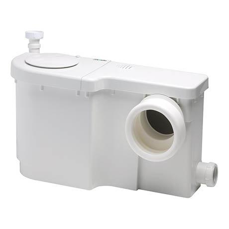 Stuart Turner Wasteflo WC2 Cloakroom Macerator Waste Pump