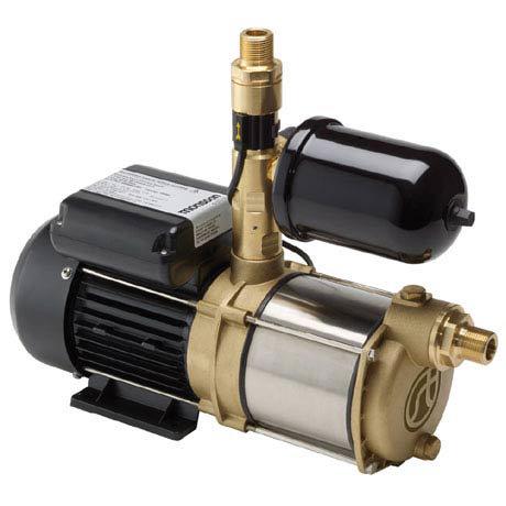 Stuart Turner Monsoon Extra Universal Single Water Boosting Pump