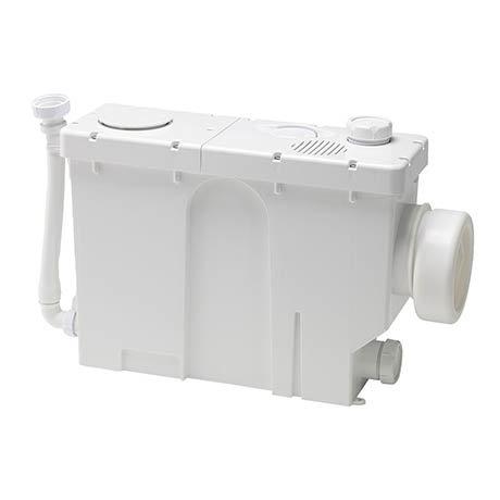 Stuart Turner Wasteflo WC4C Bathroom Macerator Waste Pump