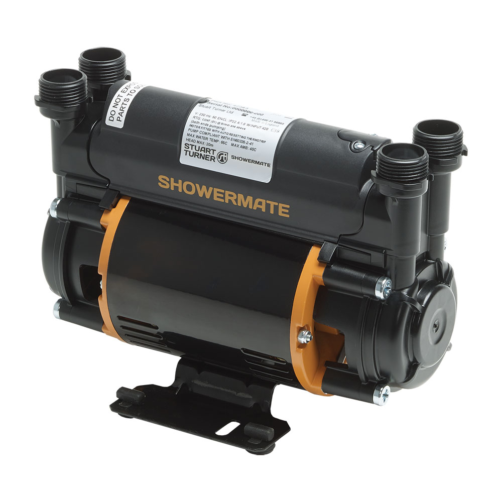 Stuart Turner Showermate Eco Twin Shower Pump