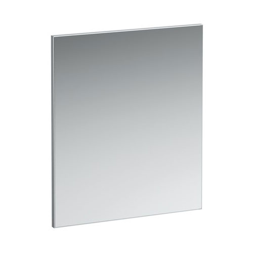 Laufen - Frame 25 Vertical Mirror with Aluminium Frame - 600 x 700mm Large Image