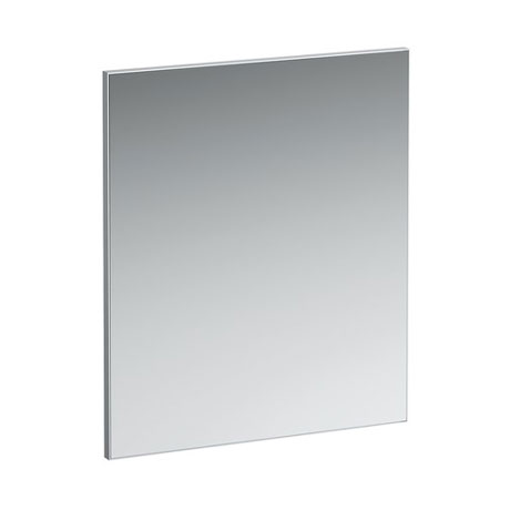 Laufen - Frame 25 Vertical Mirror with Aluminium Frame - 600 x 700mm